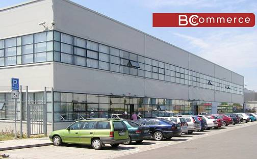 Pronájem skladovacích prostor 3500m², Brno