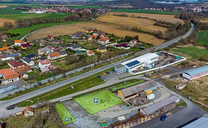 Pronájem pozemku 1237m², Útušice - Robčice, okres Plzeň-Jih