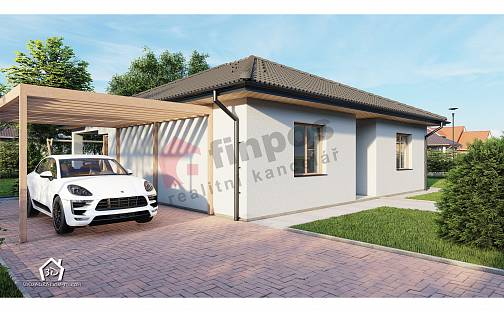 Prodej stavebního pozemku 712m², Vlašim, okres Benešov