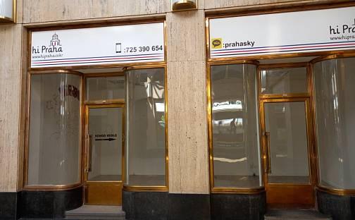 Pronájem obchodních prostor, Vodičkova, Praha 1 - Nové Město