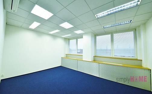 Pronájem kanceláře, 22 m², U Elektry, Praha