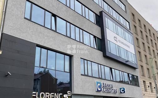 Pronájem kanceláře, 508 m², Sokolovská, Praha 8 - Karlín