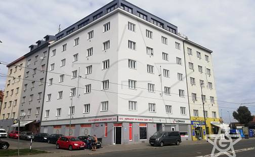 Pronájem bytu 2+kk, 70 m², U plynárny, Praha 10 - Michle
