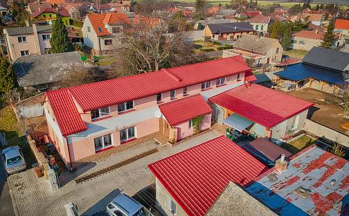 Prodej domu 345 m² s pozemkem 593 m², Libenice, okres Kolín