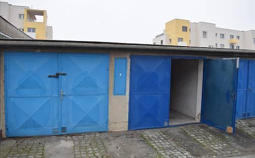 Prodej zrekonstruované garáže Brno Židenice, Líšeňská, Brno - Židenice
