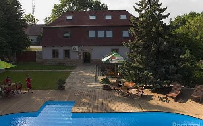 Prodej ubytovacího objektu, 450 m², Hajnice, okres Trutnov