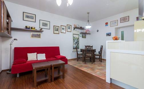 Prodej bytu 3+kk, 66 m², V Zámcích, Praha 8 - Bohnice