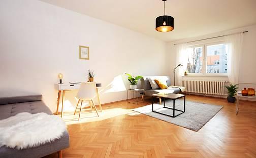 Prodej bytu 2+1, 55 m², Bydžovského, Praha 10 - Malešice
