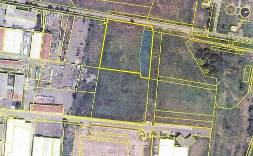 Prodej komerčního pozemku, 8018 m², Za Balonkou, Příbram - Příbram I