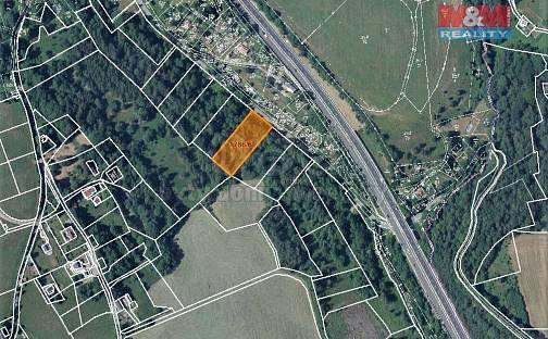 Prodej louky, 3170 m², Jeřmanice, okres Liberec