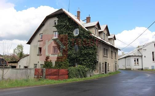 Prodej nájemního domu, činžáku 556m², Staré Křečany, okres Děčín