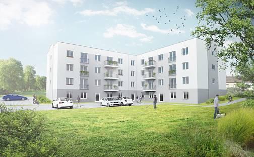 Prodej bytu 2+kk, 51 m², Náměstí, Zbůch