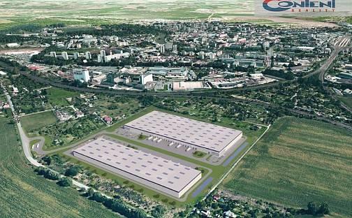 Pronájem skladovacích prostor, 16184 m², Předmostská, Přerov