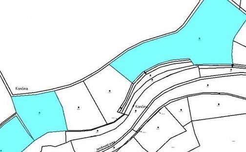 Dražba pozemku, 26259 m², Nové Hrady, okres Ústí nad Orlicí