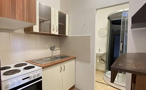 Pronájem bytu 1+kk 25m², Em. Zahrádky, Kladno - Rozdělov