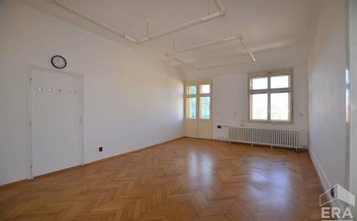 Pronájem kanceláře 21m², Senovážné náměstí, Praha 1 - Nové Město, okres Praha