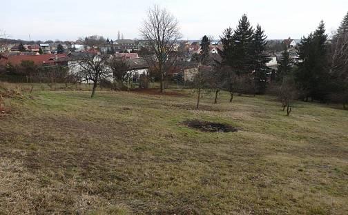 Prodej stavebního pozemku, Zahradní, Dobrovice, okres Mladá Boleslav