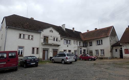 Prodej zemědělského objektu, 2000 m², Cerhonice, okres Písek