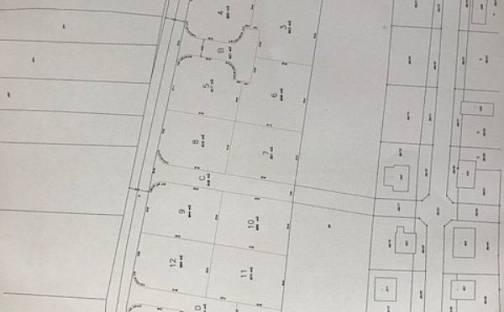 Prodej stavební parcely, Kozojedy