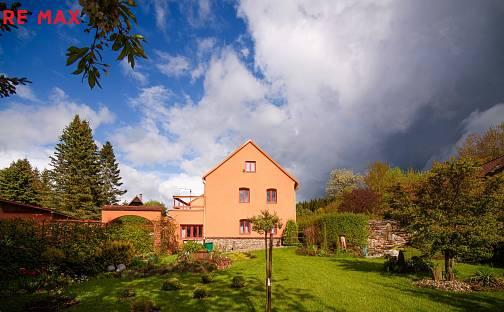 Prodej domu 277m² s pozemkem 3199m², Přídolí - Zahořánky, okres Český Krumlov