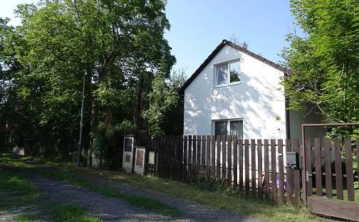 Prodej domu 62 m² s pozemkem 360 m², Za lesíkem, Praha 15 - Dubeč