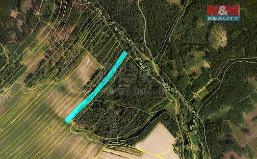 Prodej pole, 1811 m², Velká Bíteš, okres Žďár nad Sázavou