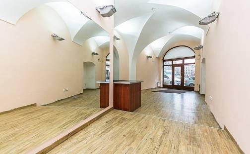 Pronájem obchodních prostor, 102 m², Vodičkova, Praha 1 - Nové Město
