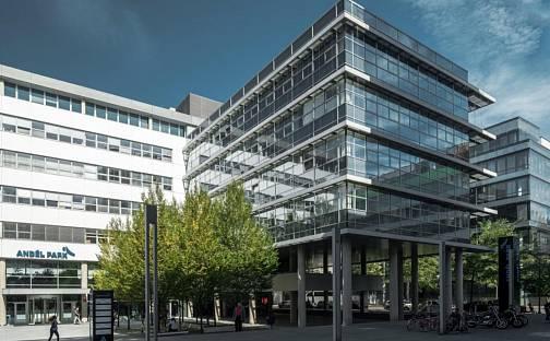 Pronájem kanceláře, 100 m², Karla Engliše, Praha 5 - Smíchov