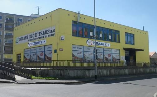 Prodej obchodních prostor, 900 m², Komenského, Sokolov