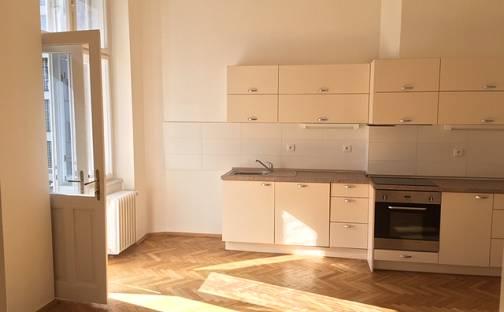 Pronájem bytu 3+kk, 97 m², Čs. armády, Praha 6 - Bubeneč