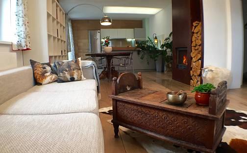 Prodej vily 316 m² s pozemkem 616 m², Nad Mazankou, Praha 8 - Libeň