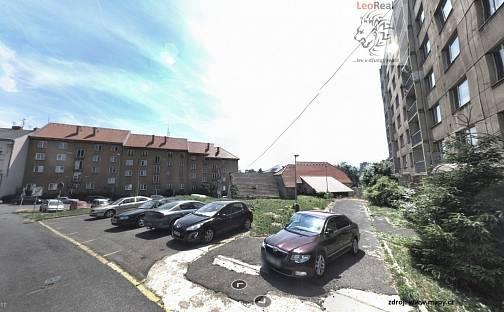 Pronájem Parkovací stání Klíše, Na Okraji, Ústí nad Labem - Klíše