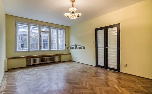 Pronájem bytu 3+1, 105 m², Ostrovní, Praha 1 - Nové Město