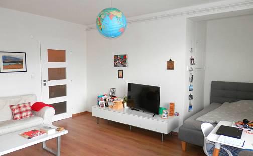 Pronájem bytu 1+kk, 56 m², Pod Šmukýřkou, Praha 5 - Košíře