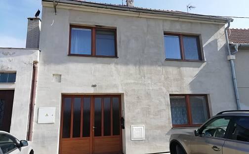Prodej domu 119 m² s pozemkem 439 m², Ivaň, okres Prostějov