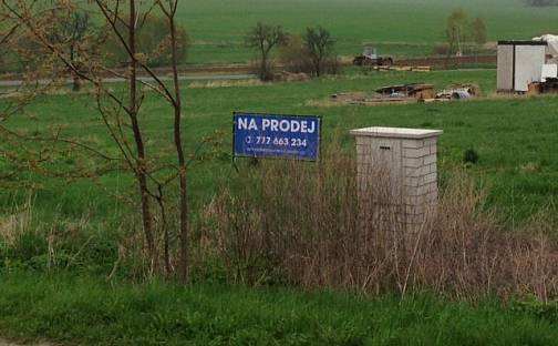 Prodej stavební parcely, 2112 m², Chraštice, okres Příbram