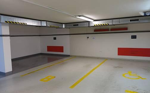 Pronájem parkovacího místa na Vinohradech, Na Kleovce, Praha 2 - Vinohrady