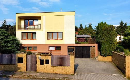 Prodej domu 243m² s pozemkem 1313m², Hálkova, Roztoky, okres Praha-západ