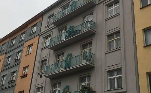 Pronájem bytu 1+kk 35m², Pod vilami, Praha 4 - Nusle