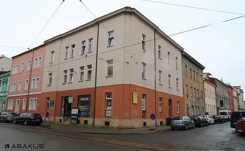 Pronájem bytu 1+kk, 28 m², Radyňská, Plzeň - Východní Předměstí