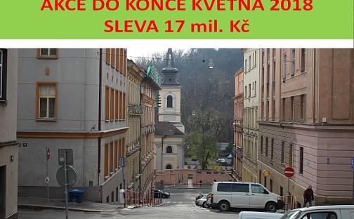 Prodej nájemního domu, činžáku, 956 m², Na Čečeličce 4, Praha