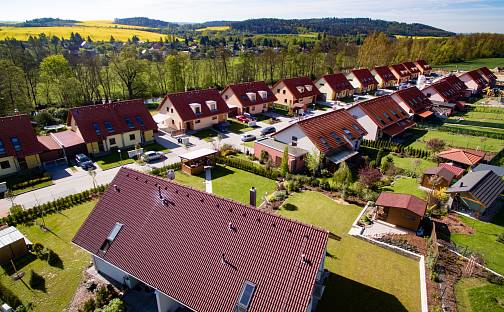 Rodinné domy Plzeň - Lhota Leknínová, Plzeň, Leknínová, Plzeň