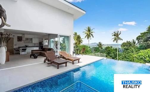 Prodej vily 100m² s pozemkem 200m², Koh Samui, Thajsko