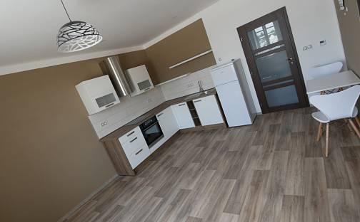 Pronájem bytu 2+kk, 56 m², Rašínova, Soběslav - Soběslav II, okres Tábor