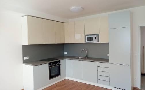 Pronájem bytu 2+kk 50m², U školky, Klecany, okres Praha-východ