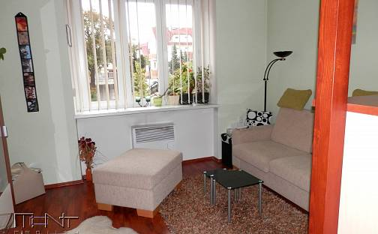 Pronájem bytu 1+kk 30m², Koněvova, Praha 3