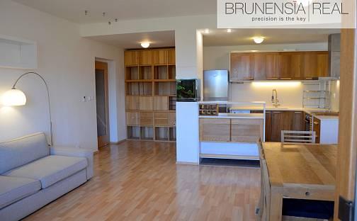 Pronájem bytu 2+kk, 63 m², U Leskavy, Brno - Starý Lískovec