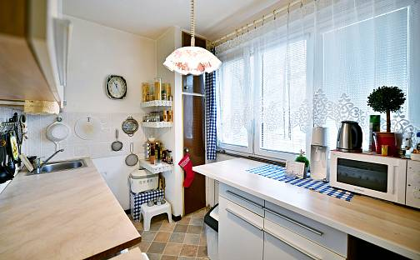 Prodej bytu 2+1 52m², Konžská, Praha 6 - Vokovice