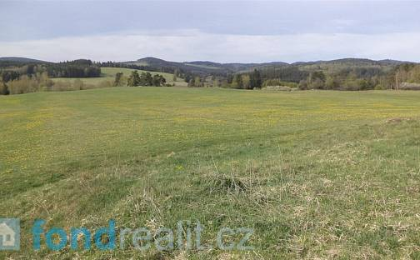 Prodej pozemku, 3825 m², Vyšší Brod - Dolní Drkolná, okres Český Krumlov