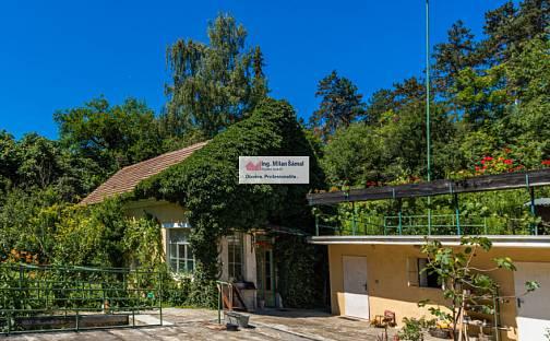 Prodej domu s pozemkem 1422m², K Nové Vsi, Praha 5 - Jinonice